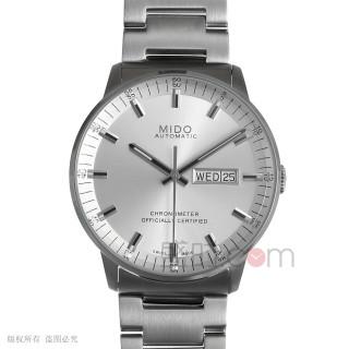 美度 Mido COMMANDER 指挥官系列 M021.431.11.031.00 机械 男款