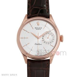 劳力士 Rolex CELLINI 切利尼系列 50515-L银 机械 男款