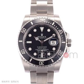 劳力士 Rolex OYSTER PROFESSIONAL 蚝式专业系列 116610-LN-97200黑 机械 男款