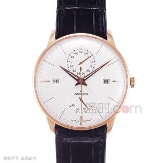 荣汉斯 Junghans MEISTER大师系列 027/7366.00 机械 男款