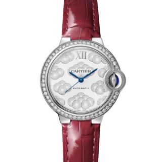 卡地亚 Cartier BALLON BLEU DE CARTIER腕表 W4BB0027 机械 女款