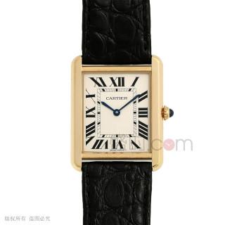 卡地亚 Cartier TANK腕表 W5200004 石英 中性款