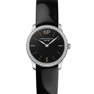 芝柏 Girard-Perregaux GP1966系列 49528D11A631-CB6A 机械 女款