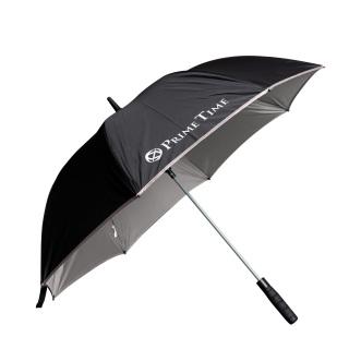 PRIME TIME盛时定制长柄伞 双层防风长柄伞双人加大半自动雨伞
