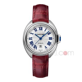 卡地亚 Cartier CLE DE CARTIER腕表 WSCL0016 机械 女款