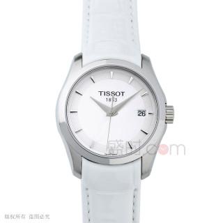 天梭 Tissot 时尚系列 T035.210.16.011.00 石英 女款