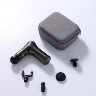 Joyroom筋膜枪 肌肉放松器电动按摩器深层震动运动肌膜仪经膜颈膜枪松解器(黑色)