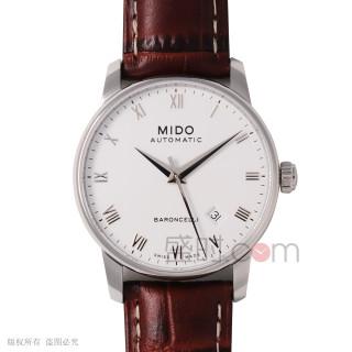 美度 Mido BARONCELLI 贝伦赛丽系列 M8600.4.26.8 机械 男款