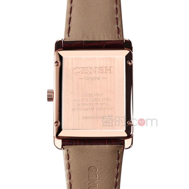 PRIME TIME盛时定制 CENSH CSW00004M-CS 石英 中性款手表