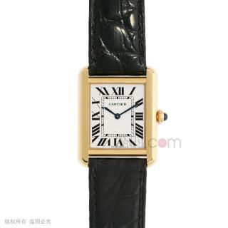 卡地亚 Cartier TANK腕表 W5200002 石英 女款