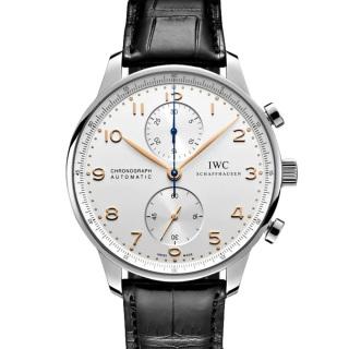 万国 IWC 葡萄牙系列计时腕表 IW371604 机械 男款
