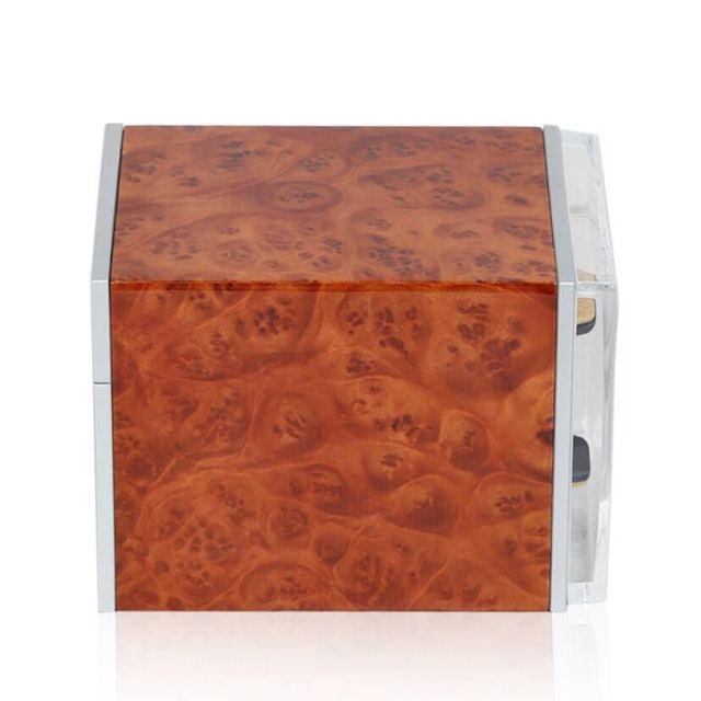开合摇表器 转表器 1表位机械手表上链盒 晃表器 4G-AJ 花樟