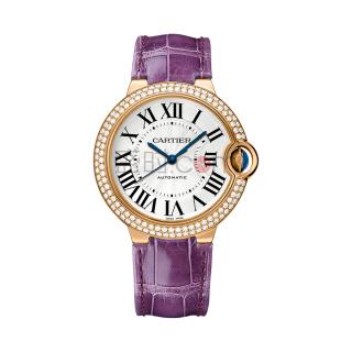 卡地亚 Cartier BALLON BLEU DE CARTIER腕表 WJBB0009 机械 女款