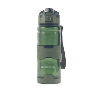 PRIME TIME盛时定制运动水壶 tritan材质水杯便携简约运动健身水壶太空茶杯500ml