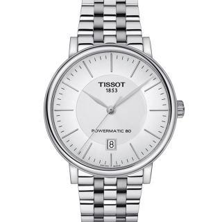 天梭 Tissot 经典系列 T122.407.11.031.00 机械 男款