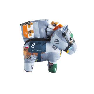 PRIME TIME盛时定制限量小马环保包 装饰挂件环保袋