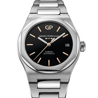 芝柏 Girard-Perregaux LAUREATO 81010-11-635-11A 机械 男款