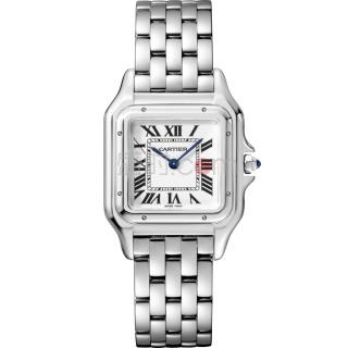 卡地亚 Cartier PANTHERE DE CARTIER腕表系列 WSPN0007 石英 女款