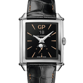 芝柏 Girard-Perregaux VINTAGE 1945 25882-11-631-BB6B 机械 男款