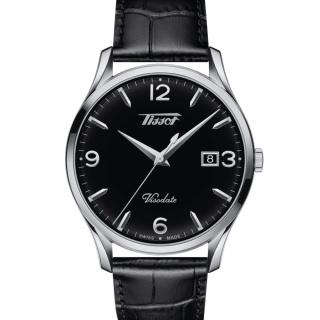 天梭 Tissot 怀旧经典系列 T118.410.16.057.00 石英 男款