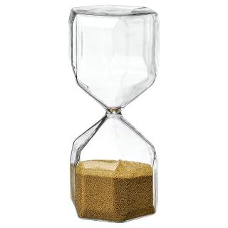 Prime Time盛时定制装饰沙漏 时间计时沙漏礼盒装(金色)