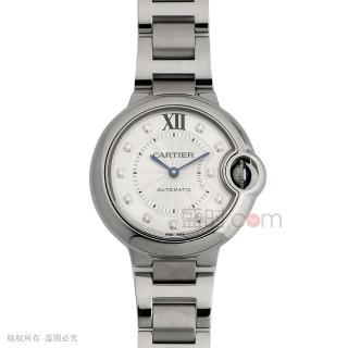 卡地亚 Cartier BALLON BLEU DE CARTIER腕表 WE902074 机械 女款