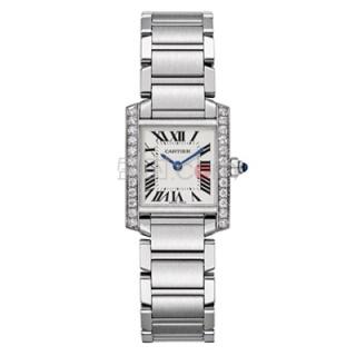 卡地亚 Cartier TANK腕表 W4TA0008 石英 女款