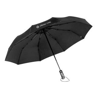 PRIME TIME盛时定制自动折叠伞  晴雨两用带拎袋雨伞