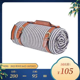 PRIME TIME盛时定制野餐垫 ins风户外地垫防水防潮垫150*200cm