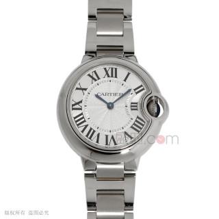 卡地亚 Cartier BALLON BLEU DE CARTIER腕表 W6920084 石英 女款