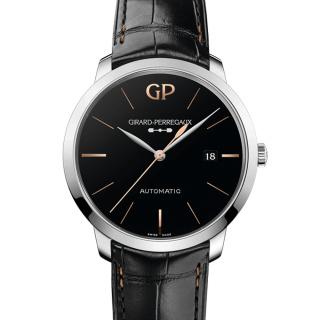 芝柏 Girard-Perregaux GP1966系列 49555-11-632-BB60 机械 男款