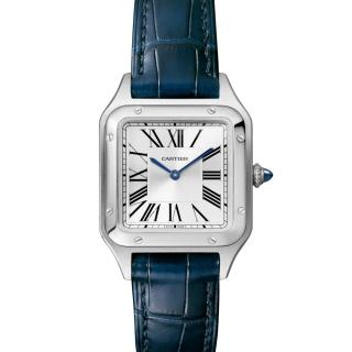 卡地亚 Cartier SANTOS DE CARTIER系列 WSSA0023 石英 男款