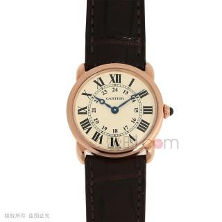 卡地亚 Cartier RONDE DE CARTIER腕表 W6800151 石英 女款