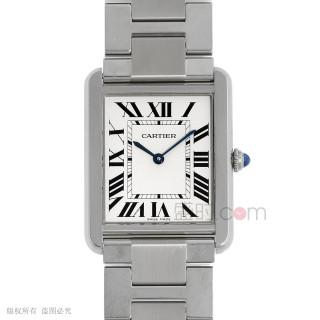 卡地亚 Cartier TANK腕表 W5200014 石英 女款