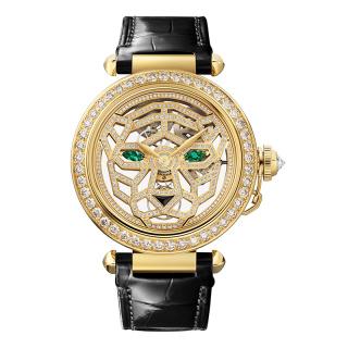 卡地亚 Cartier PANTHERE DE CARTIER腕表系列 HPI01359 机械 女款