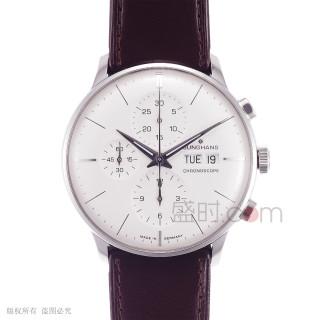 荣汉斯 Junghans MEISTER大师系列 027/4120.00 机械 男款