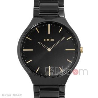 雷达 Rado TRUE THINLINE 真薄系列 R27741172 石英 男款