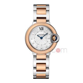 卡地亚 Cartier BALLON BLEU DE CARTIER腕表 W3BB0005 石英 女款