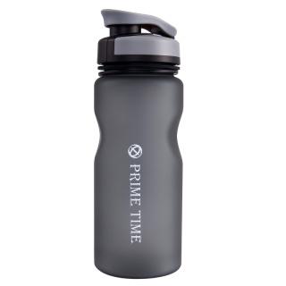 Prime Time盛时定制运动水壶 户外骑行水瓶便携健身水杯600ml