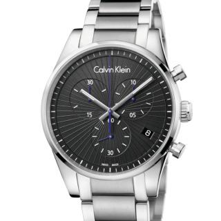 CK Calvin Klein Steadfast 勇士系列 K8S27141 石英 男款