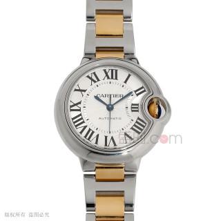 卡地亚 Cartier BALLON BLEU DE CARTIER腕表 W2BB0002 机械 女款