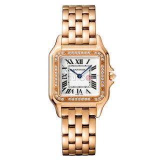 卡地亚 Cartier PANTHERE DE CARTIER腕表系列 WJPN0009 石英 女款