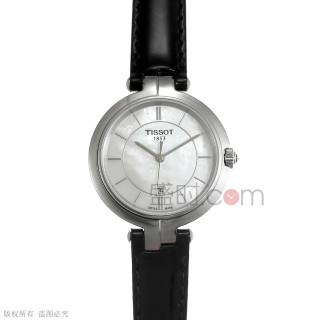 天梭 Tissot 时尚系列 T094.210.16.111.00 石英 女款