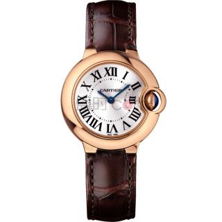 卡地亚 Cartier BALLON BLEU DE CARTIER腕表 WGBB0007 石英 女款
