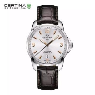 雪铁纳 Certina 冠军系列 C034.407.16.037.01 机械 男款