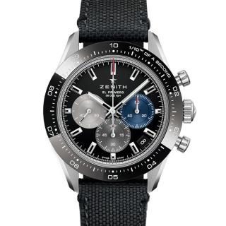 真力时 Zenith CHRONOMASTER 旗舰系列运动腕表 03.3100.3600/21.C822 机械 男款