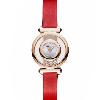 萧邦 Chopard 快乐钻石系列 204780-5201 石英 女款