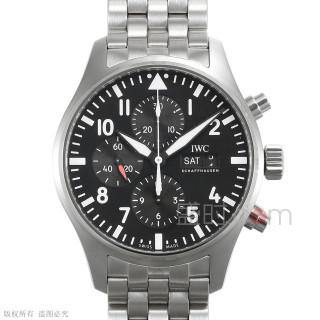 万国 IWC 飞行员系列计时腕表 IW377710 机械 男款